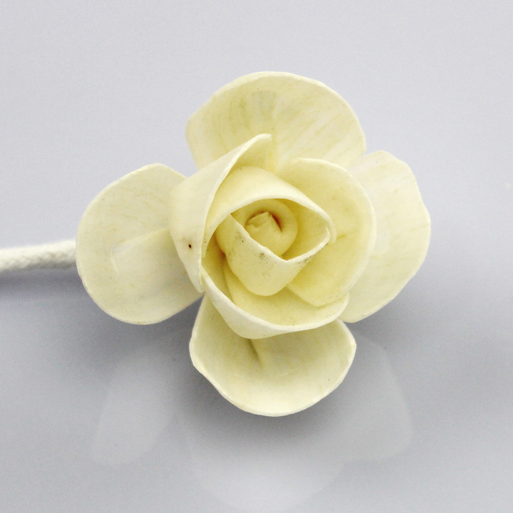 Natural Color Porcelain Flower Diffuser By Depressing Wholesale
