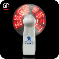 2015 Hot New Product Light Christmas Gift Led Portable Ventilator