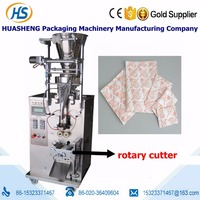 Stick packing machine for packing of silica gel desiccant