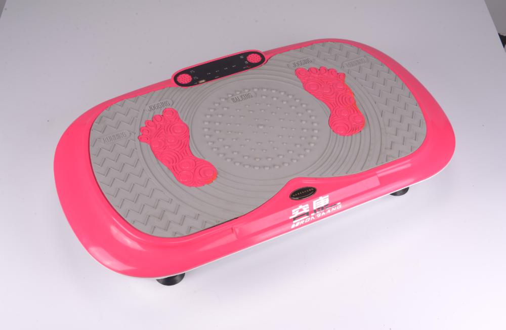 Adolescentes 3D Placa de Vibração Equipamento de Fitness Boot Camp