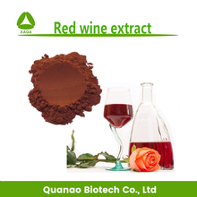 Natural lowest price red wine extract /red wine Polyphenols water soluble