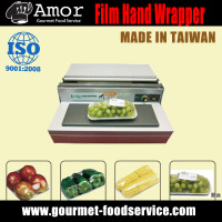 Best Selling Food PE Film Hand Operated Wrap Sealer
