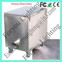 3000w/4000w china supplier manufacture hot-sale high quality dry ice fogger machine