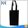 One bottle high quality fabric wholesale tote wine protector non woven bag
