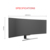 Newest item! 49 Inch 4K 3840*1080 Curved LED Computer 32:9 ratio PC Gaming Monitor Display