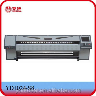 3.2Meters commercial poster printing machine with konica1024/konica512/spectra polaris512/Xaar proton 382 print heads