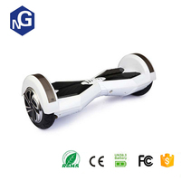 2016 Top 2 wheels self balancing scooter 6.5inch wheel two wheel gyro scooter
