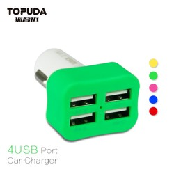 New products on China market mobile accessories portable phone charger universal car charger for smart phone