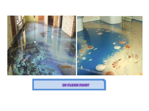 Maydos artistic liquid epoxy 3d floor paint guangdong for Epoxy boden 3d