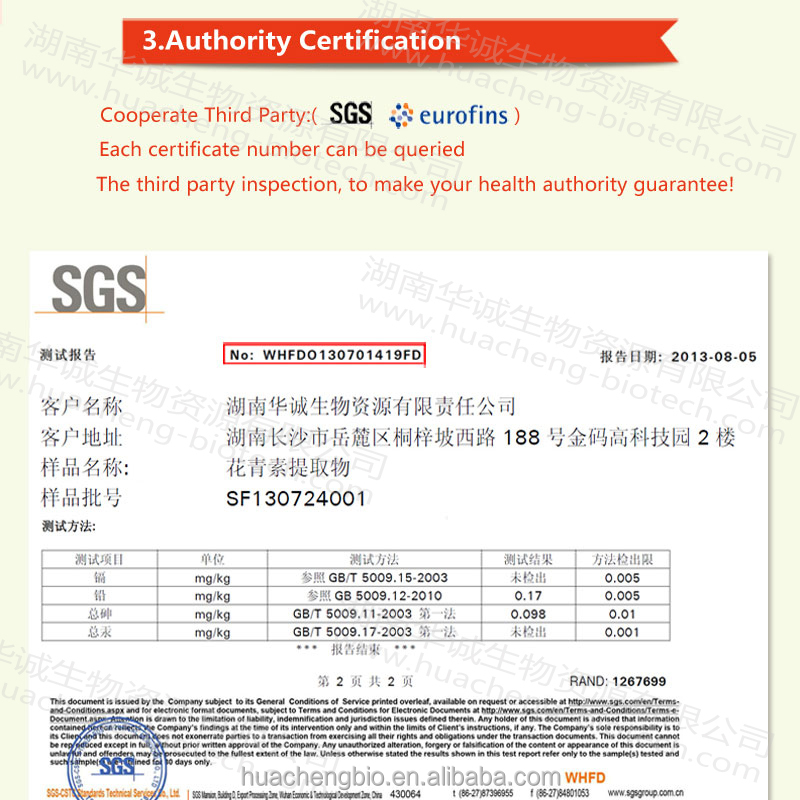 2015 Most health care function of the product Chinese angelica Extract