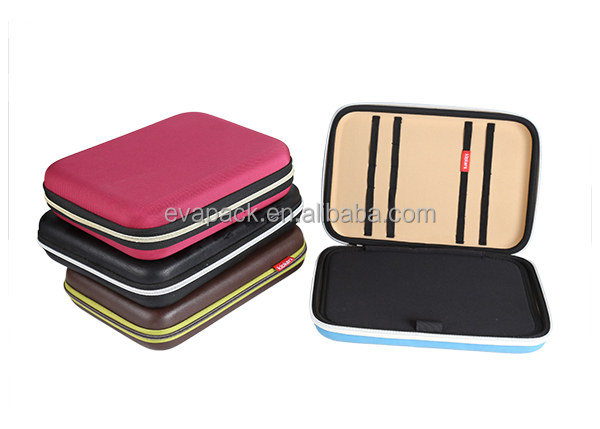 Waterproof and shockproof hard eva case for ipad