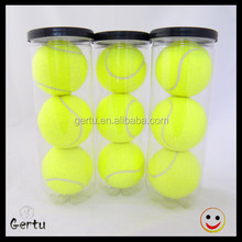 High quality Tube pack match use tennis ball