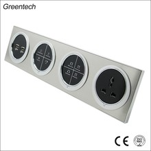 Smart Electric Switch, Wall Switch Touch Sensitive Electrical Plugs & Sockets