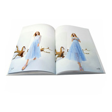 coloring fashion catalog printing full color cheap hot sale catalog printing