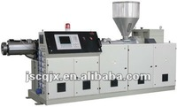 SJ series plastic recycling extruder for pvc film making machine
