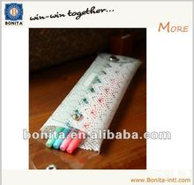 Newest fashion PVC pencil case, pencil bag