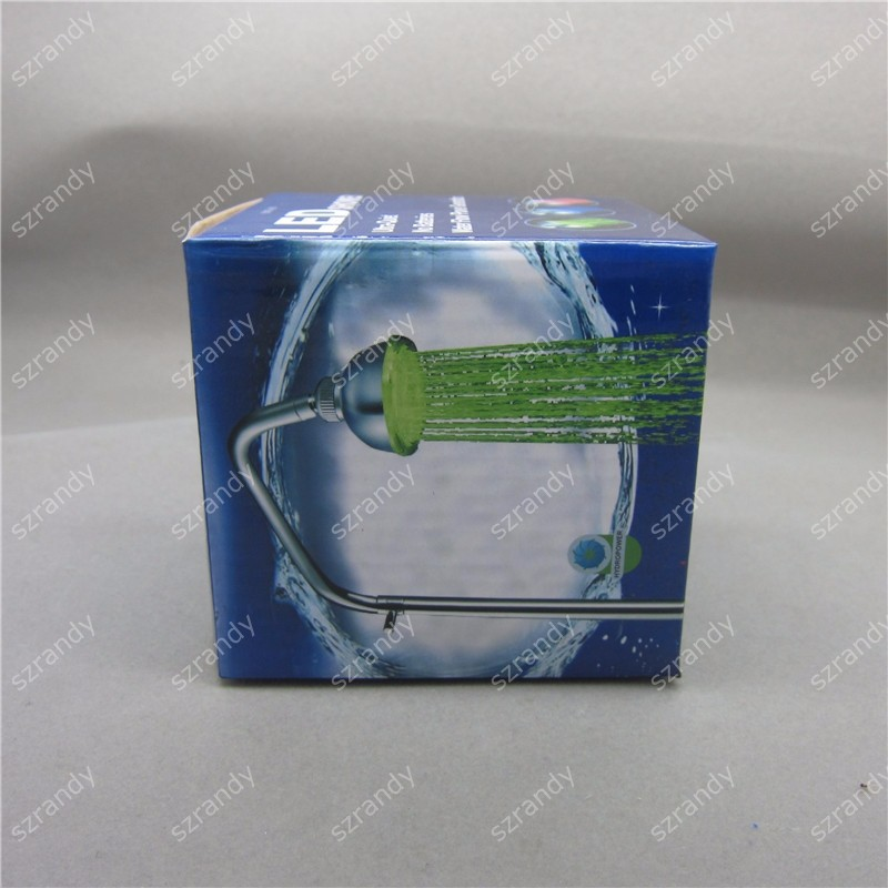 temperature sensor 3 colors shower cabin LD8010-A1