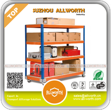 Industrial Light Duty Storage Slotted Racking System
