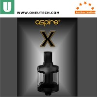 Ali express 100% authentic Aspire top airflow tank Aspire nautilus x tank