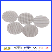 Titanium fine mesh screen for smoking pipes(Factory)