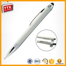 Wholesale promotional best white ball pen