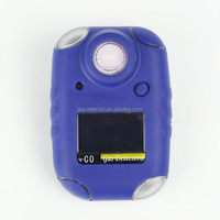 Waterproof and dustproof portable Methane CH4 gas leak detector monitor