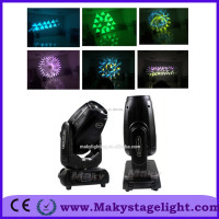 LED Stage DJ Professional 280w 10r gobo moving head light dj led light effects