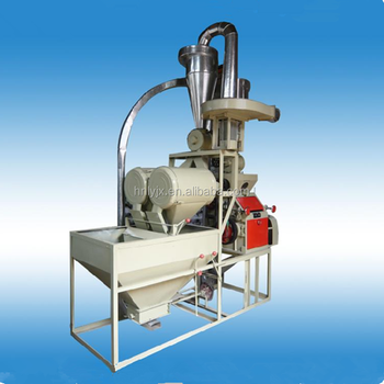 small scale widely used wheat flour mills for sale