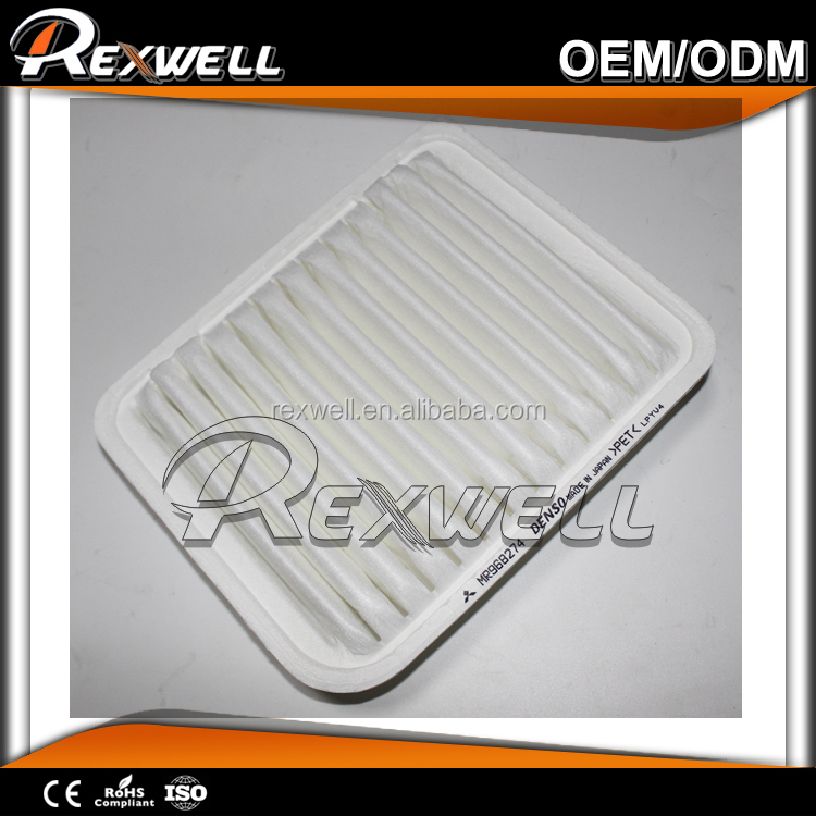 Auto manufacturing cabin air filter MR968274 for Grandis
