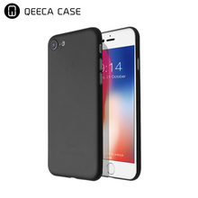 customized premium durable ultrathin universal pp phone cover for iphone 8 case black