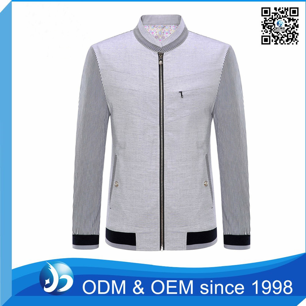 Custom Quality Slim Fit Windbreaker Jacket Clear Plastic Rain Jacket