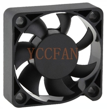 axial flow cooling fan 50x50x15mm 5v 12v dc brushless fan 50mm