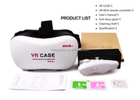 Trending Hot Products for 2016 vr box, vr case with free APP