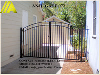 steel Gate-072 cassical best-selling durable art inflatable gate