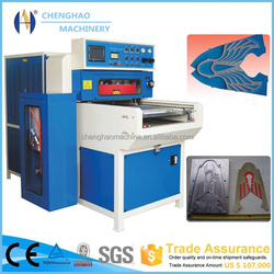 high frequency welding and cutting machine nike shoe material