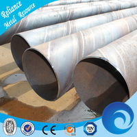 BS1387 FLUID SPIRAL STEEL PIPE