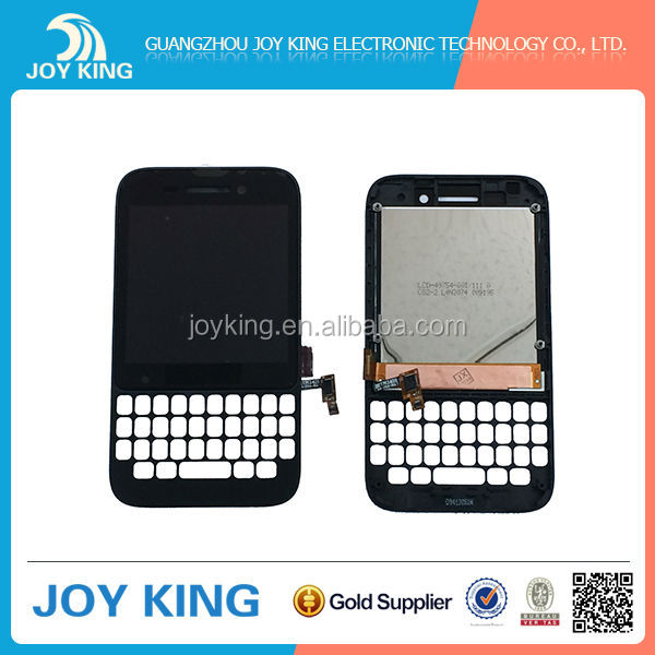 Repair parts Replacement LCD Digitizer Assembly for Blackberry Q5