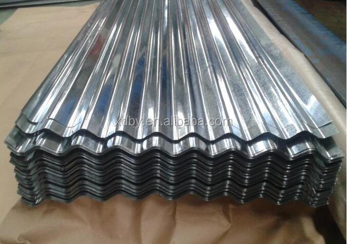 Shandong xingdu!Chromated corrugated steel plate/sheet/coil