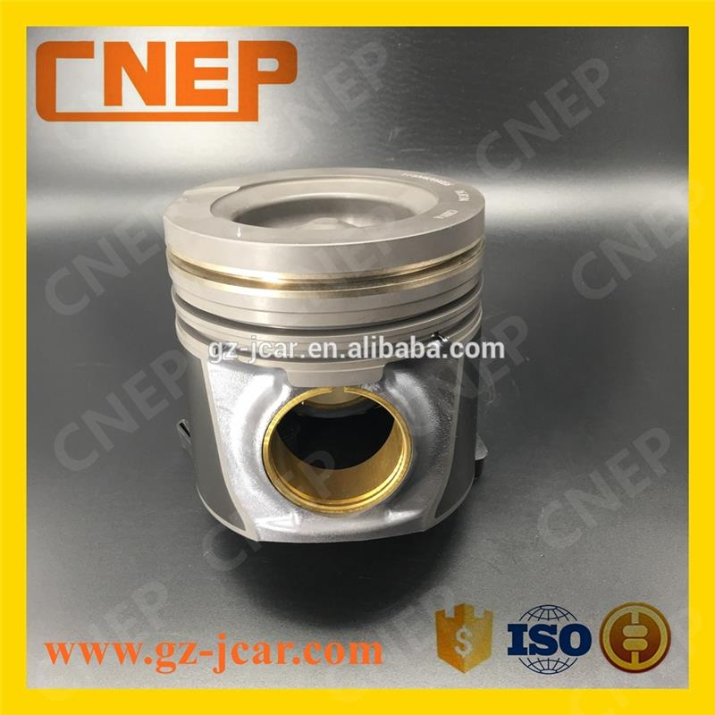 Professional MAN diesel engine piston 93-115-118KW piston for tractor spare parts