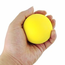 Custom Mini Size Roller Yoga Silicone Rubber Massage Lacrosse Ball