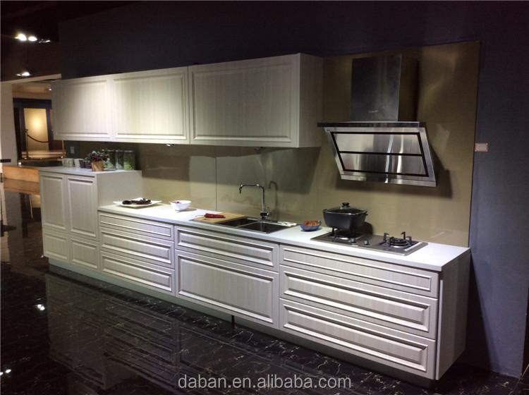 metal kitchen sink base cabinet flat pack kitchen cabinet