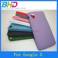 Hotselling For Google Nexus 5 hard cover case with high quality
