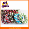 Pet Puppy Rope Dog Cotton Chews donuts Toy Play knot Fetch Toy