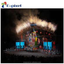 high quality P4 HD Video Outdoor Rental LED Display hire