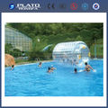 High qualtiy and top sale, floating roller ball on the pool, inflatable roller ball
