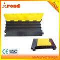 Cable Speed Ramp/outdoor Cable Protector with 3 Channels