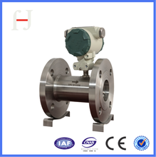 Turbine flow meter analog output