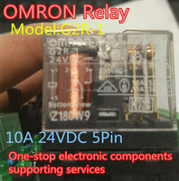 OMRON Relay G2R-1 24VDC 10A 5Pin
