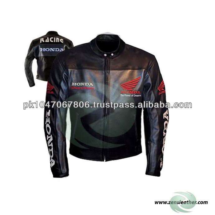 racing leather jacket