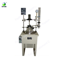 Toption 50l Lab Single Layer Glass Reactor